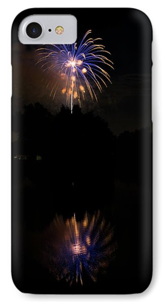 Fireworks Reflection Phone Case by James BO  Insogna