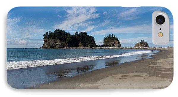 First Beach Phone Case by Heidi Smith