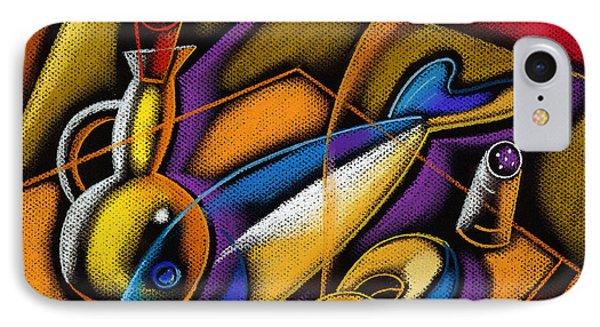 Fish Phone Case by Leon Zernitsky