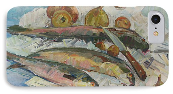Fish Soup IPhone Case