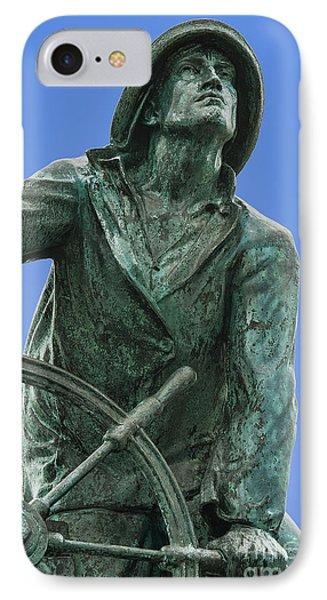 Fisherman's Memorial Phone Case by John Greim