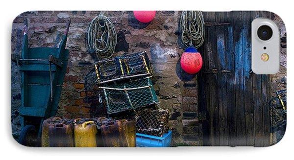 Fishermans Supplies Phone Case by John Short