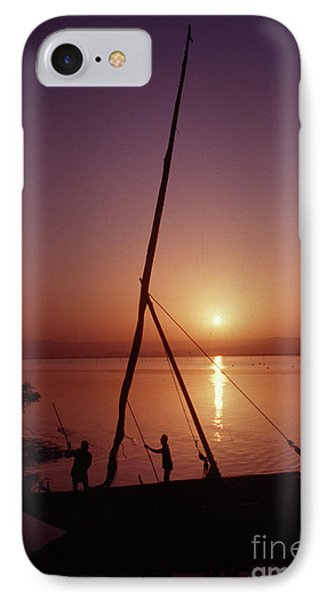 IPhone Case featuring the photograph Fishermen by Vilas Malankar