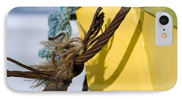 IPhone Case featuring the photograph Fishermens' Knot by Agnieszka Kubica