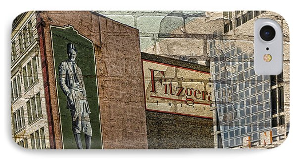 Fitzgerald Theater St. Paul Minnesota IPhone Case by Susan Stone