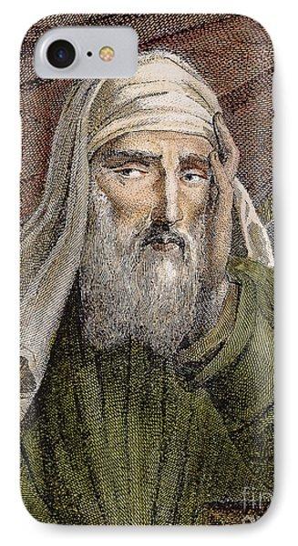 Flavius Josephus (37-?100) IPhone Case