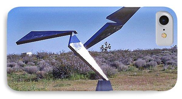 Flight  Phone Case by John Neumann