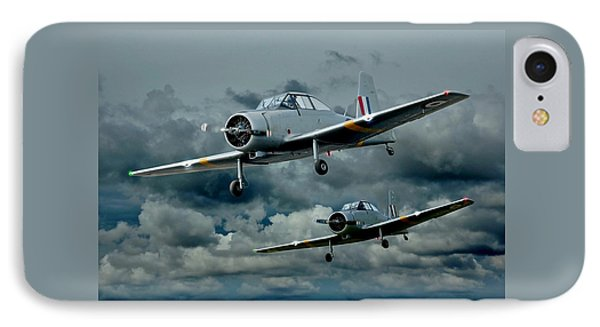 IPhone Case featuring the photograph Flight Of The Winjeels by Steven Agius