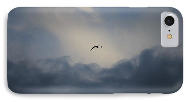 IPhone Case featuring the photograph Flight To Heaven by Penny Meyers