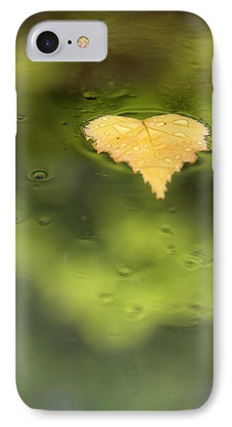 IPhone Case featuring the photograph Float  by Richard Piper