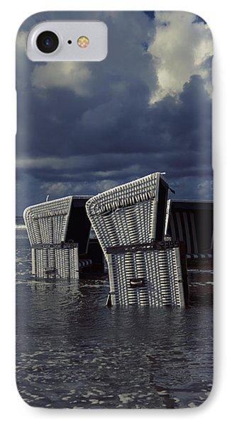 Flood Phone Case by Joana Kruse