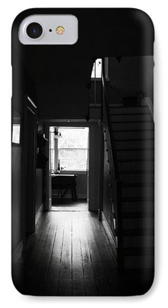 Floor-boared IPhone Case