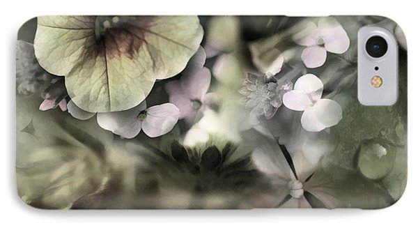 Floral Montage IPhone Case
