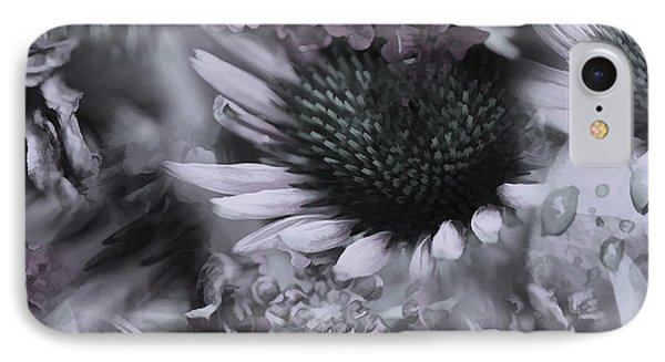Floral Montage No.1 Phone Case by Bonnie Bruno