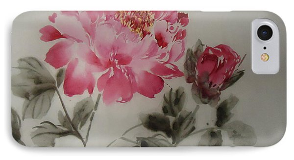Floral8152012-3 IPhone Case