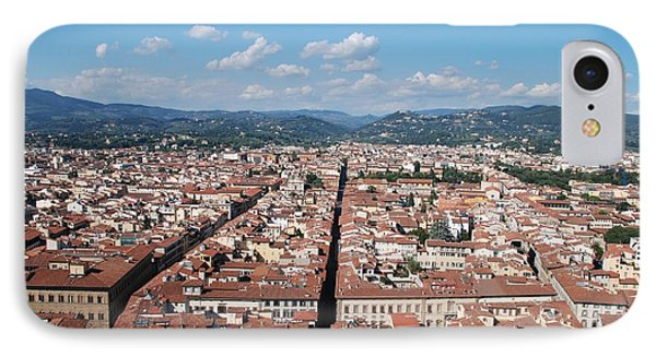 Florence From The Duomo IPhone Case by Dany Lison