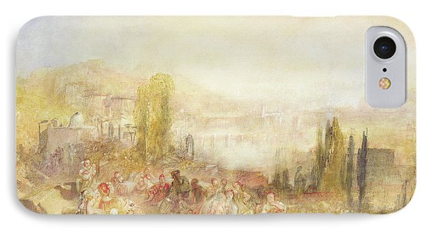 Florence Phone Case by Joseph Mallord William Turner