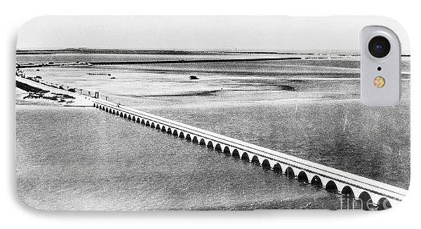 Florida: Overseas Bridge Phone Case by Granger