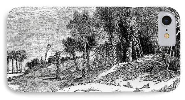 Florida: St. Johns River Phone Case by Granger