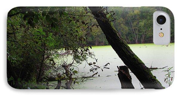 Flossmoor Forest 2 IPhone Case by Cedric Hampton