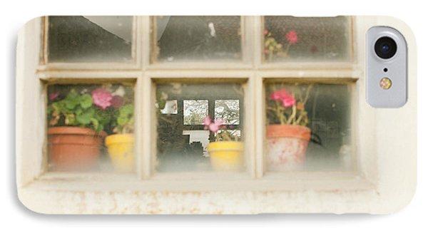 Flower Pots Phone Case by Ariane Moshayedi