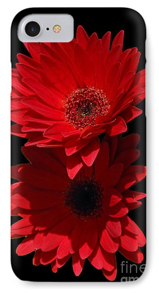 IPhone Case featuring the photograph Flowers From My Son by Cindy Manero