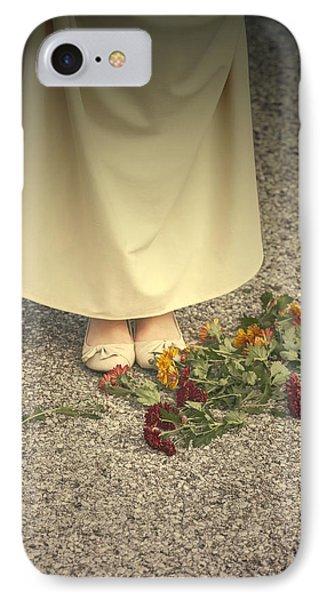 Flowers On The Street Phone Case by Joana Kruse
