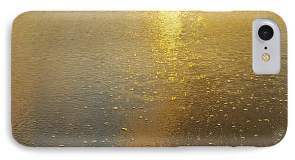 Flowing Gold 7646 Phone Case by Michael Peychich