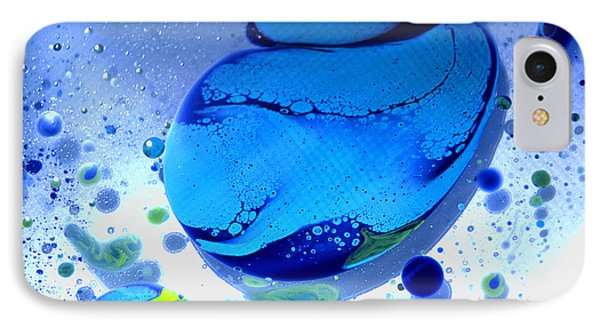 Fluidism Aspect 166 Photography IPhone Case by Robert Kernodle