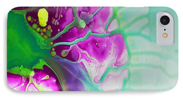 Fluidism Aspect 524 Photography IPhone Case by Robert Kernodle