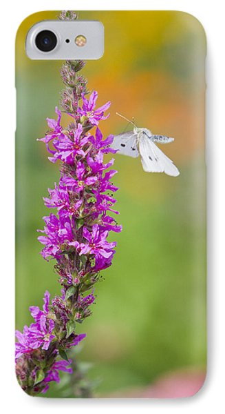 Flying Butterfly Phone Case by Melanie Viola