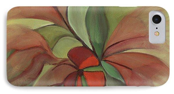 Flying Flowers IPhone Case by Rachel Hershkovitz