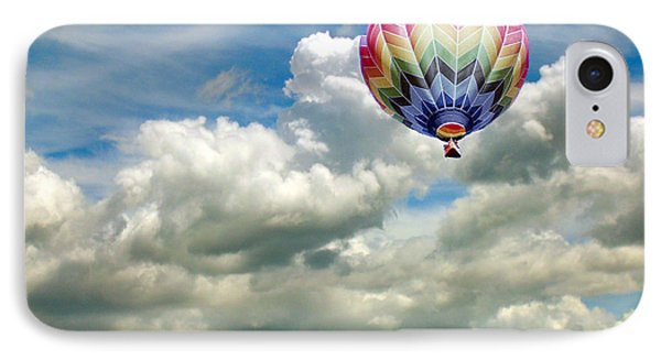 Flying High IPhone Case by Bonnie Muir