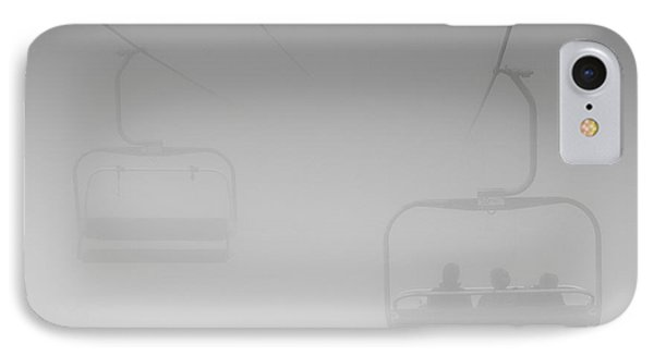 IPhone Case featuring the photograph Fog by Eunice Gibb