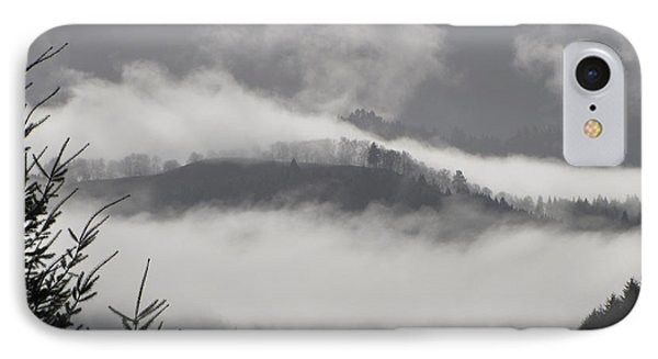 IPhone Case featuring the photograph FOG by Katie Wing Vigil