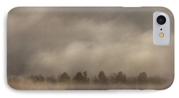 Fog Wall Phone Case by Andy Astbury