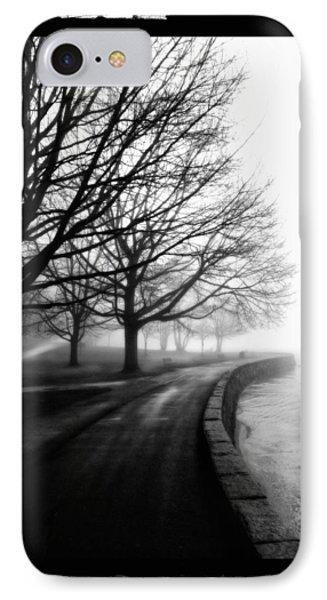 Foggy Day V-5 Phone Case by Mauro Celotti