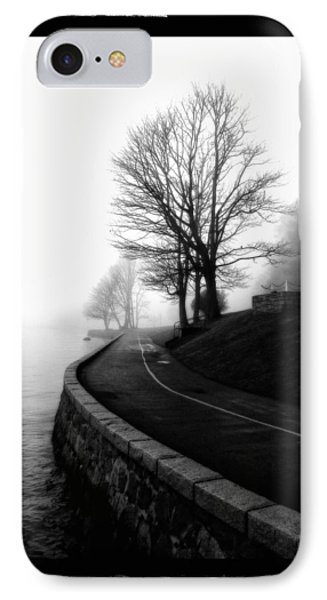Foggy Day V-6 Phone Case by Mauro Celotti