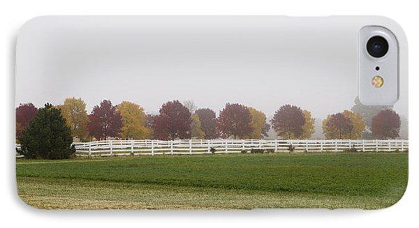 Foggy Fall Phone Case by Joel Witmeyer