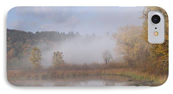 Foggy Morning  Phone Case by Doris Potter