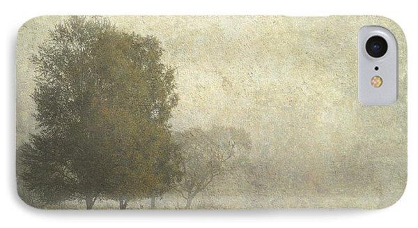 Foggy Morning. Trossachs National Park. Scotland Phone Case by Jenny Rainbow