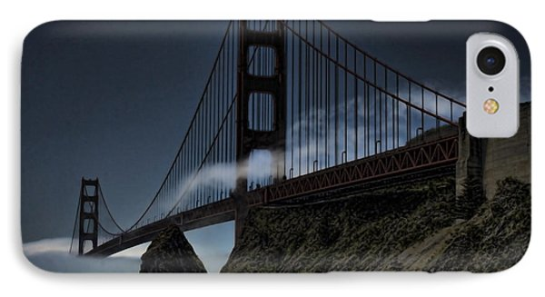 Fog's Slow Release IPhone Case by Wes and Dotty Weber