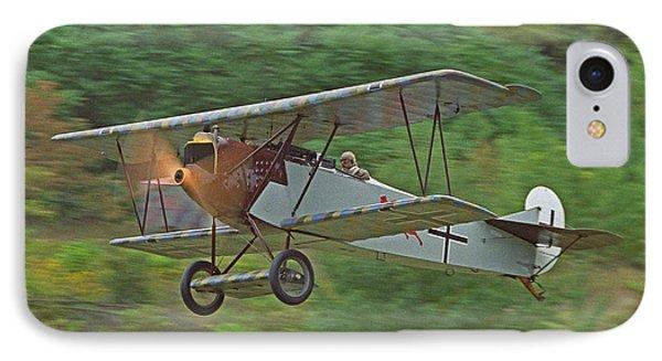 Fokker Dvii 01 Phone Case by Jeff Stallard
