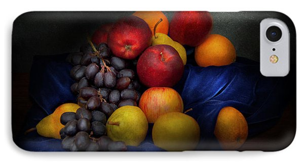 Food - Fruit - Fruit Still Life  Phone Case by Mike Savad