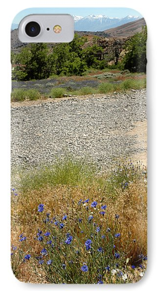 For Purple Mountain Majesties Phone Case by LeeAnn McLaneGoetz McLaneGoetzStudioLLCcom