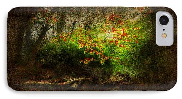 Forbidden Woods Phone Case by Svetlana Sewell