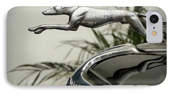 Ford Greyhound Radiator Cap Phone Case by Karyn Robinson