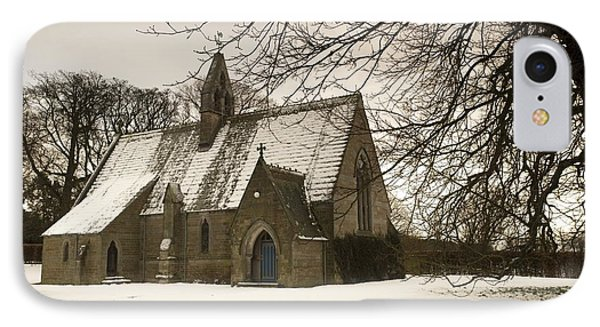 Ford, Northumberland, England Country Phone Case by John Short