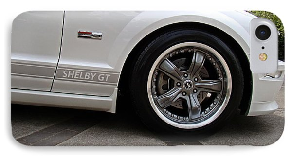 IPhone Case featuring the photograph Ford Shelby Gt by Nick Kloepping
