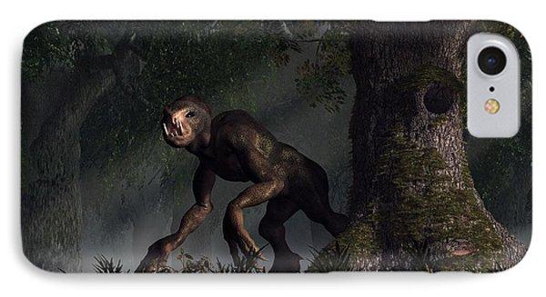 Forest Creeper Phone Case by Daniel Eskridge
